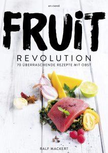 Kochbuch Cover FRUIT REVOLUTION