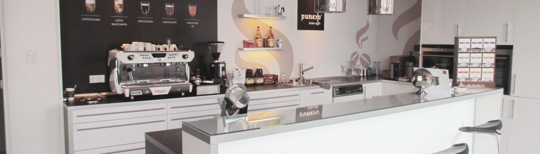 Kaffeebar am Tagungsraum